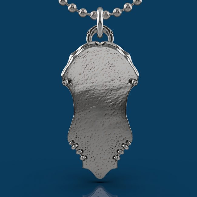 The Centurion Necklace - Back