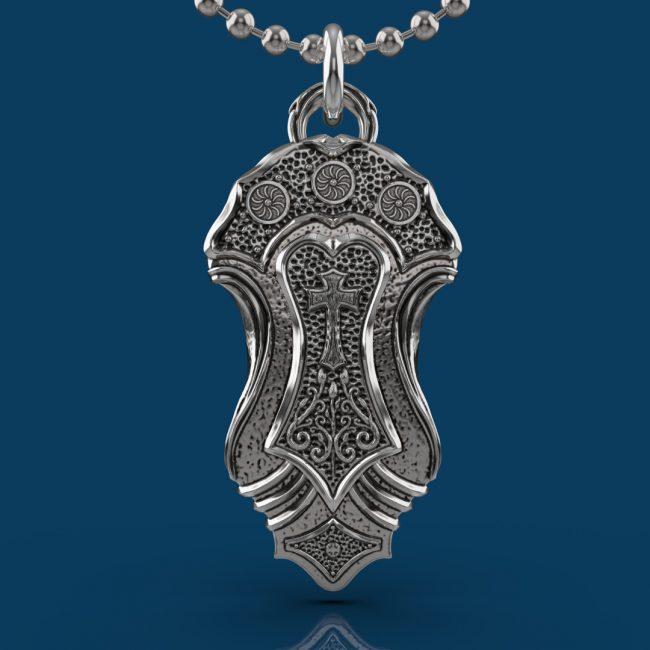 The Centurion Necklace - Front