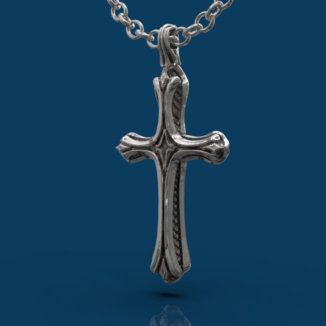 Cathedral Pendant - Hanging Angle