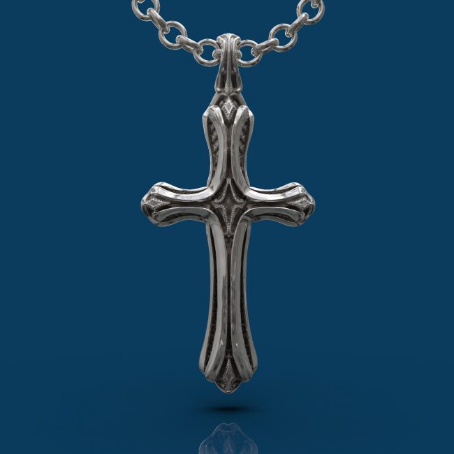Cathedral Pendant - Front