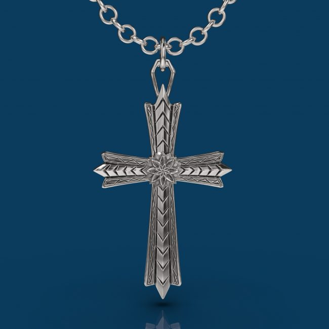 The Light Necklace - Front