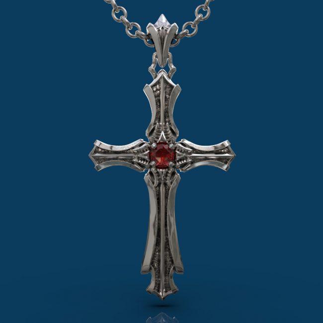 Presence Cross - Front